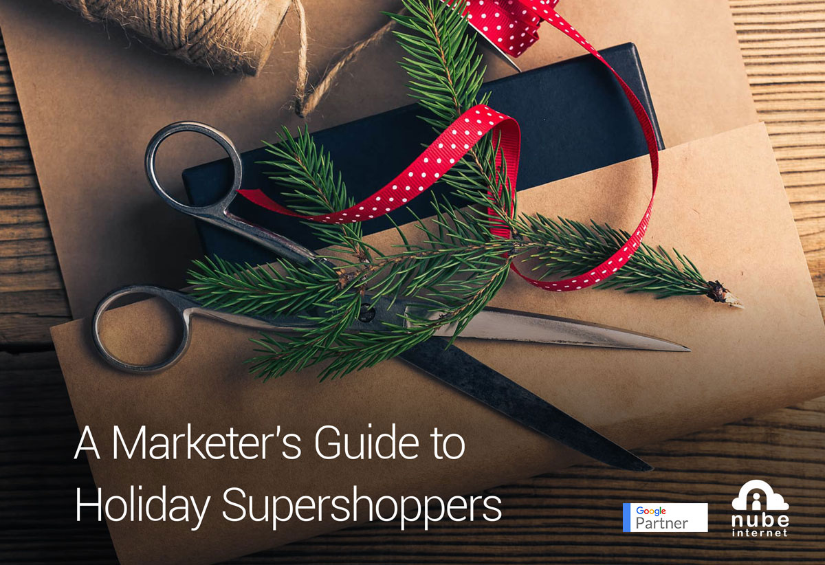 A Marketer Guide to Holiday Supershoppers