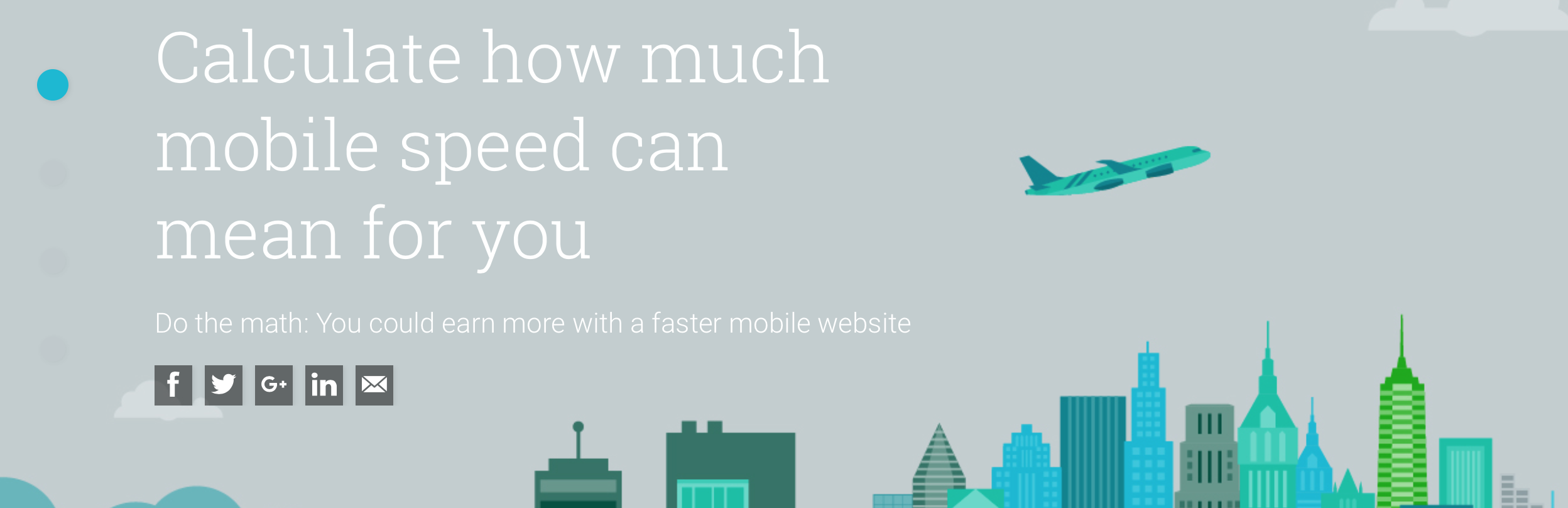 Calculate How Much Mobile Speed Can Mean For You